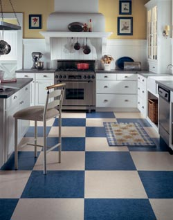luxury vinyl tile flooring in Miamisburg, OH